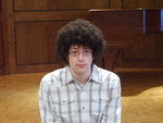 Photo of guitar student Shaun