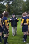 Annemarie Farrell, professor and rugby coach