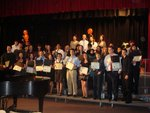 Science Honor Society Inductees