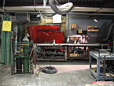 ... Welding Shop ...