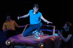 Kevin Greene '06 plays Kenickie