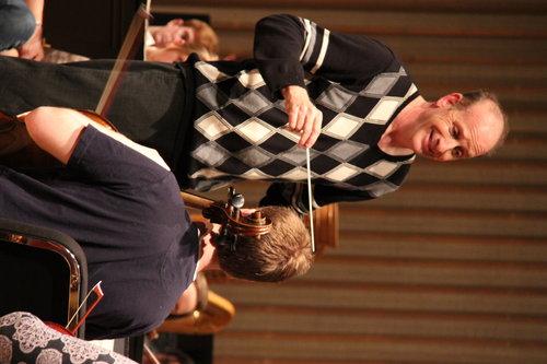 2012 Ithaca International Conducting Masterclass With