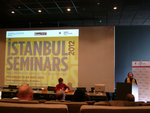 presentation at Istanbul Seminars, May 2012