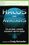Halos and Avatars, cover image.