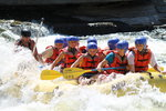 Honors Whitewater Rafting