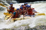 Honors Whitewater Rafting V