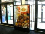 Campus Center Display Case