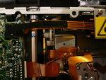 wiring inside Bose DVD player