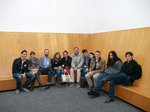 Art & Architecture students at Museum of Modern Art Photo #1