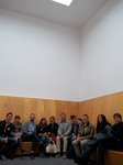 Art & Architecture students at Museum of Modern Art Photo 2