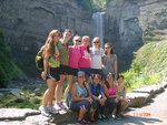 PCAs at Taughannock Falls State Park