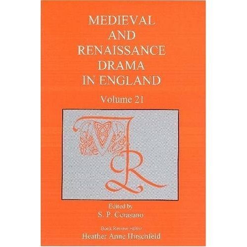 medieval and renaissance drama in england essay Mrds statement on the study of race and medieval drama in light of the recent events in the united states, most recently the racist violence in charlottesville, virginia, the undersigned community of medievalists condemns the appropriation of any item or idea or material in the service of white supremacy.