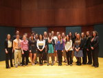 School of Health Sciences and Human Performances Student Inductees