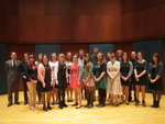School of Humanities and Sciences Student Inductees