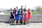 May 9, 2014 | Pi Kappa Lambda Induction Luncheon
