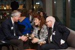 Reception at Lincoln Center, April 17, 2015