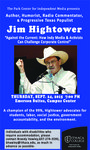 Ad for Hightower visit