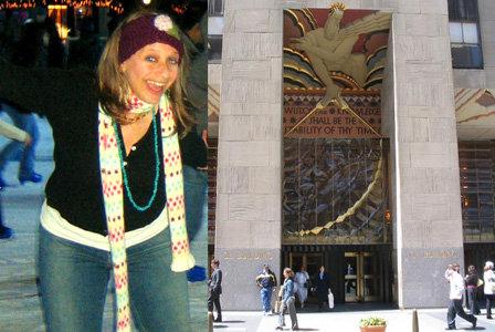 Summer Internship, NBC at Rockefeller Center - CMD