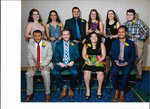 photo of 2016 campus life award recipients