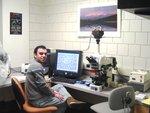 Steven Frazer measuring stomatal properties 2007