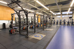 Free Weight Area - Power Racks