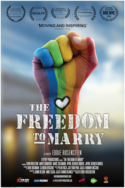 Ithaca College to Screen Documentary on Marriage Equality