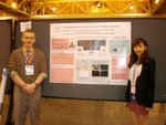 Kelly (Yongqian) Zhang (Chemistry '14, right). Ph.D. candidate at U of Wisconsin, Madison, WI.