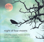 Night of Four Moons by Kevin Cooper '96