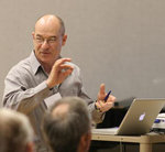 Abe Weiss's reedmaking presentation