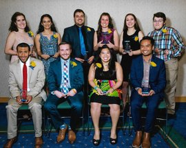 2016 CLA Recipients