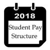 2018 Student Pay Structure