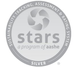 AASHE STARS - Silver Rating