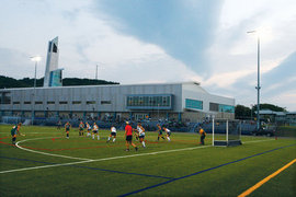 A&E Center - with Turf Field!