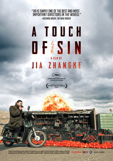 A Touch of Sin, Directed and Written by Jia Zhangke