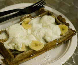 A Waffle Frolic offering.