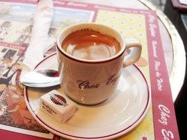 A great cup of coffee