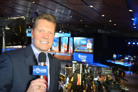 Alan Krashesky is a news anchor and reporter for WLS-TV in Chicago