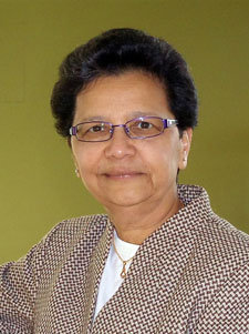 Alka Bramhandkar, professor, Department of Finance and International Business