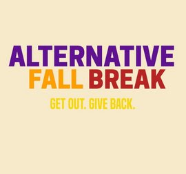 Alternative Fall Break