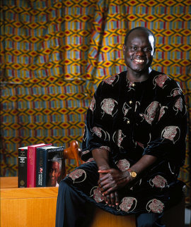 Amii Omara-Otunnu will speak at Ithaca College