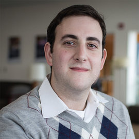 Andrew Cohen '12. Photo by Adam Baker
