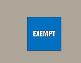 Application for Exempt Review