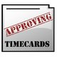 Approving Timecards