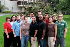 Area Coordinators and RDs Fall 2009