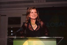 Arianna Huffington, November 2009