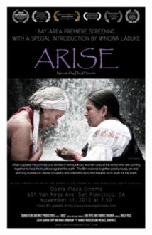 Arise, a feminist film about women and the environment
