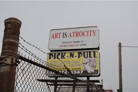 Art is Atrocity Project