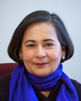 Asma Barlas, professor of politics and program director, Center for the Study of Culture, Race and Ethnicity