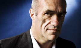 Award-winning author Colm Tóibín will speak at Ithaca College on  Monday, Oct. 7, at 7:30 p.m.