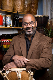 Baruch Whitehead, associate professor in the Ithaca College School of Music, has been awarded the 2014 Martin Luther King Jr. Peacemaker Award.